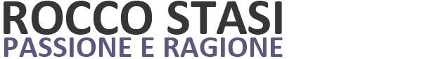Rocco Stasi - Passione e Ragione